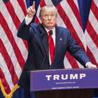 """China es todavía peor que México"": Donald Trump"