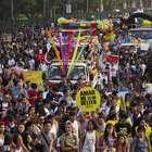 Así se vivió la Marcha del Día del Orgullo Gay en Perú