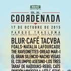 Blur, Café Tacvba y Foals encabezan el Coordenada 2015