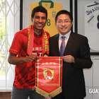 Time de Felipão na China paga R$ 48,4 mi e contrata Paulinho