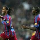 Presidente que reuniu Ronaldinho e Eto'o quer Messi em 2020