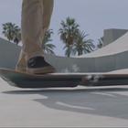 Lexus desarrolla una patineta sin ruedas