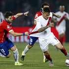 Selección peruana cae por poco ante Chile en Santiago