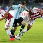 Argentina busca la final de la Copa América ante Paraguay