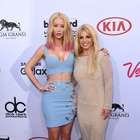 Britney contesta a Iggy Azalea por fracaso de 'Pretty Girls'