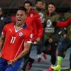 Vargas neles! Chile vence Peru e volta à final após 28 anos