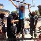 EI crucifica a 17 personas por no cumplir con el Ramadán