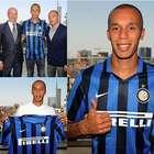 Reforço da Inter, Miranda promete força e profissionalismo