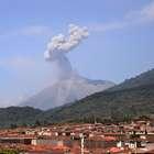 Volcán de Fuego en Guatemala entra en fase eruptiva