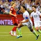 Estados Unidos gana 2-0 a Alemania y es finalista en Mundial