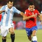 ¿Cómo les va a Chile y Argentina en finales de Copa América?