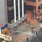 La reacción de los ciudadanos por explosiones en Bogotá
