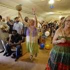 Abren Primera Iglesia de Cannabis con fiesta muy sobria