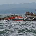Filipinas: vuelca ferri, 35 muertos y 20 desaparecidos