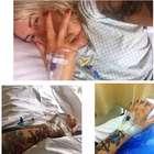 "Sabrina Boing Boing faz cirurgia de emergência: ""susto"""