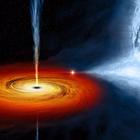 """Imagens da Nasa mostram buraco negro """"arrotando"""" raios-X"""