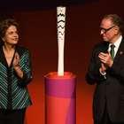 Tocha Olímpica é apresentada e passará por 83 cidades