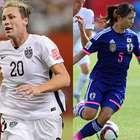 A qué hora juega Estados Unidos-Japón final Mundial Femenino