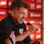 Osorio volta a reclamar de desmanche e não sabe quem escalar