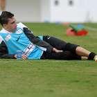 Rildo assina e começa a treinar com colegas no Corinthians