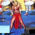 Shakira: una estrella muy imitada por sus colegas