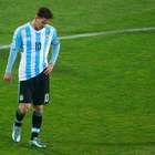 Niño se saca foto con Messi en plena celebración chilena