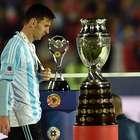 ¡El sufrimiento de Messi! Ve las imágenes de la derrota