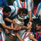 ¡22 años! 4 de julio del '93 Argentina ganó la Copa América