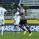 Santa Cruz bate Bragantino fora e deixa zona de rebaixamento