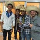 "Saudade, santista? ""Arraiá do Neymar"" reúne ídolos campeões"