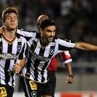 Luís Henrique tem estreia de gala e vira xodó no Botafogo