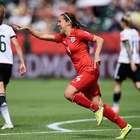 Inglaterra gana a Alemania y es tercera en Mundial femenino