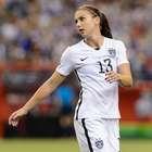 Alex Morgan, la futbolista más bella del Mundial Femenino