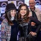 Após acidente, atriz lança o filme 'Carrossel' com Maisinha