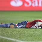 Paraguay y su dolor al caer ante Perú en Copa América