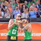 Alison/Bruno vence holandeses e é campeão do mundo em Haia