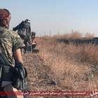 EUA y aliados hacen el mayor ataque aéreo en Siria contra EI