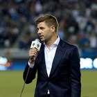 Steven Gerrard invita 500 cervezas a aficionados del Galaxy