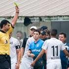 Fernandes detona árbitro e diz que até Roger admitiu erro