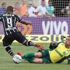 Corinthians para no ameaçado Goiás e perde chance de G-4