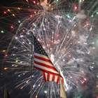 ¡Fuegos Artificiales! Iluminan los cielos de Estados Unidos