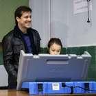 Recalde votó con dudas sobre la boleta electrónica