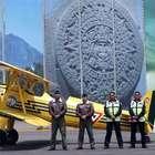 FAM conmemora 98 años del servicio postal aéreo
