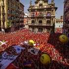 San Fermín 2015: las mejores imágenes del chupinazo
