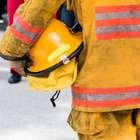 Despiden al bombero muerto Diego Fernando Castro en Bogotá