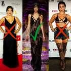 ¡Vota! ¿Quién fue la famosa mejor vestida de la semana?