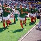 ¡Época dorada! En 1993 México aspiraba a ganar sus dos copas