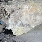 Arequipa: Así se ve el interior del cráter del volcán Misti