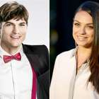 Amor da TV na vida rea! Ashton Kutcher e Mila Kunis se casam
