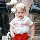 Por R$ 500, roupa usada por príncipe George esgota em horas